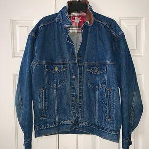 Vintage Marlboro Aurhentic Jean Jacket Size L.